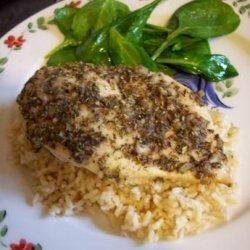 2 in 1 - Herbed Chicken & Leftover Chicken Salad recipe