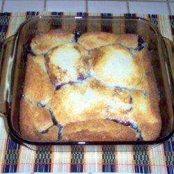 Easy Any Pie Filling Cobbler recipe