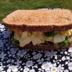 Auntie Andi's Egg Salad for Little's Little #1 Longmeadow recipe