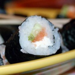 How to Make and  Roll Sushi recipe