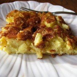 Gamma's Pannekoeken – Baked Apple Pancake recipe