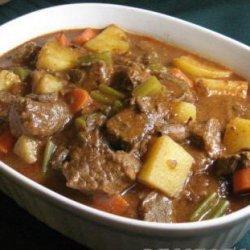 V-8 Beef Stew recipe