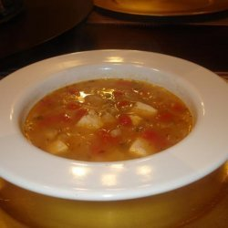 Ruby Tuesday's White Chicken Chili recipe