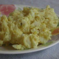 Hash Browns Potato Salad recipe