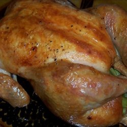 Marie's Roast Chicken recipe