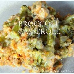 Cheesy Broccoli Casserole recipe