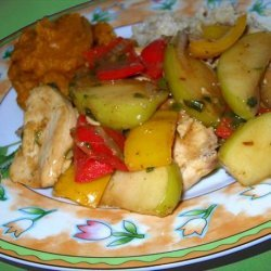 Chicken with Apples and Sage recipe
