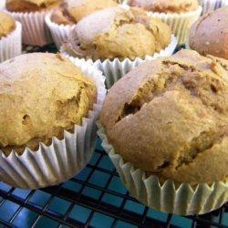 Too Easy Pumpkin Muffins recipe
