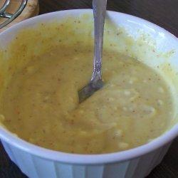 Honey Mustard Dip recipe