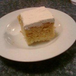 Mexican Tres Leche Cake recipe