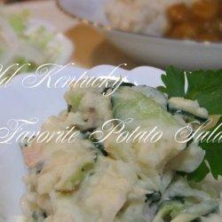Old Kentucky Favorite Potato Salad recipe