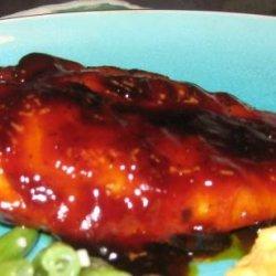 Kittencal's Asian-Glazed Baked Chicken recipe