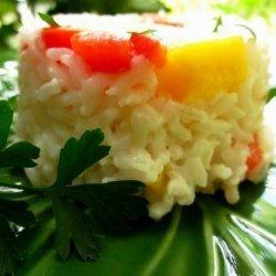 Coconut Mango Rice recipe