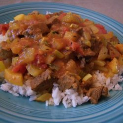 Leftover Lamb Curry recipe