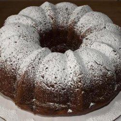 Pumpkin Chocolate Chip Bundt Cake recipe