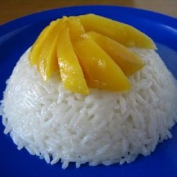 Thai Coconut-Mango Sticky Rice recipe