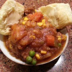 Mom's Beef Stew (Pressure Cooker) recipe