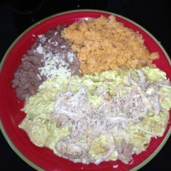 Chilaquiles with Chicken recipe