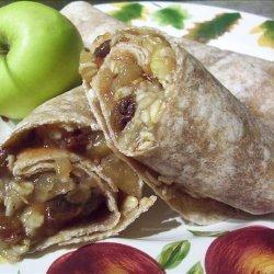 Apple Jack Breakfast Wraps recipe