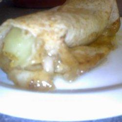 Apple Enchilada Dessert recipe