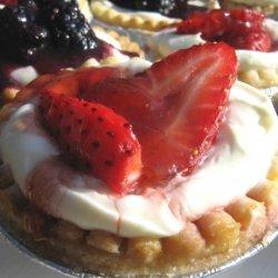Strawberry Cheesecake Tarts recipe