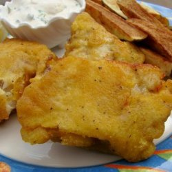 Crispy Fish and Chips recipe