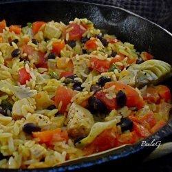 Arroz Con Pollo (Rice With Chicken) recipe