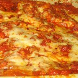 Dad's Lasagna recipe