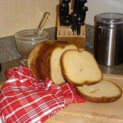 Sweet Honey White Bread-bread Machine recipe