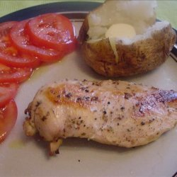 Solo Baked Chicken Breast recipe