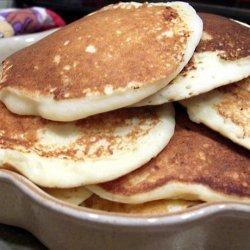 Mashed Potato Pancakes recipe
