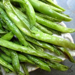 Roasted Green Beans - Ww Core recipe