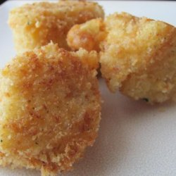 Fried Macaroni and Cheese recipe