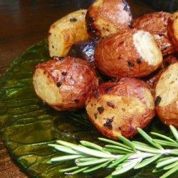 Bea's Roasted Red Potatoes recipe