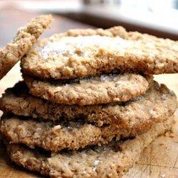 Just 1 Dozen Easy Oatmeal Cookies recipe