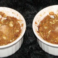 Apple Cobbler Just for Two recipe