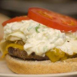 A Doozie of a Floozie Burger recipe