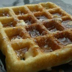 Belgian Waffles Texas Style recipe
