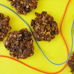 Fruit Chewy Cookies With No Added Sugar recipe