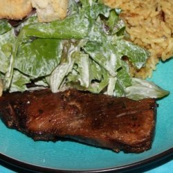 Victoryred's Pork Chop Marinade for the Grill recipe