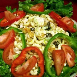 Company Chicken Pasta Salad recipe
