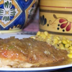 Pollo Con Salsa Verde (Chicken With Green Sauce) recipe