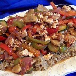 Spicy Ground Chicken recipe