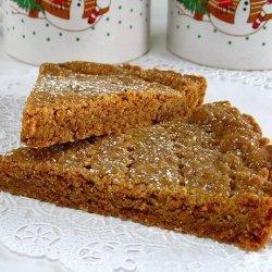 Sally's Christmas Shortbread recipe