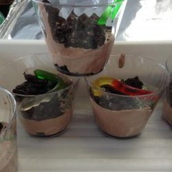 Dirt Cups For Kids recipe