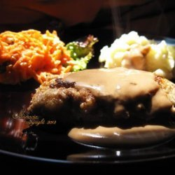 Country Fried Steak with Cream Gravy recipe
