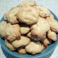 White Chocolate Chunk Macadamia Cookies recipe