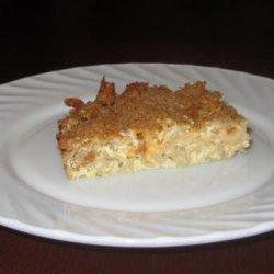 Macaroni & Cheese Casserole recipe