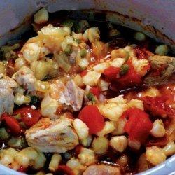 Crock Pot Posole recipe
