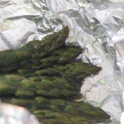 Foil Baked Asparagus recipe